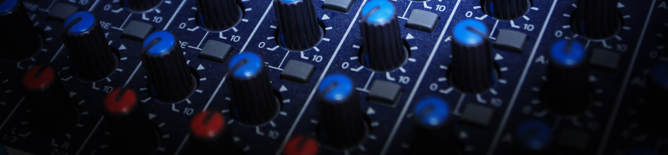 Sound Board | Audio Vectors | Fort Myers Professional Voice Over Talent